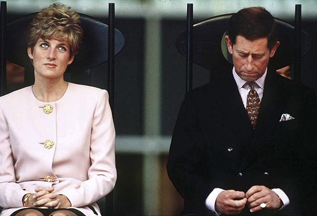 Diana e Carlo separazione