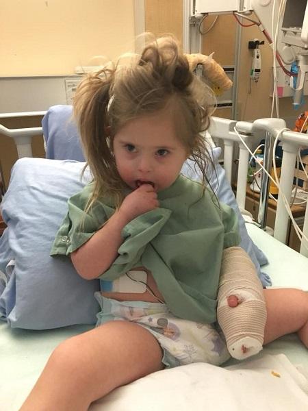 """Jalena Gunther accusa l'ospedale di negligenza: """"Mi sento male"""""""