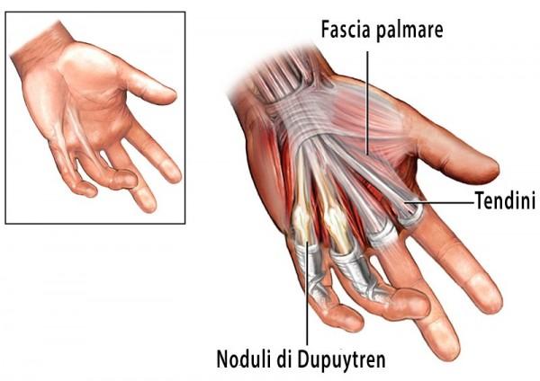 Osservare le proprie mani sintomi malattie