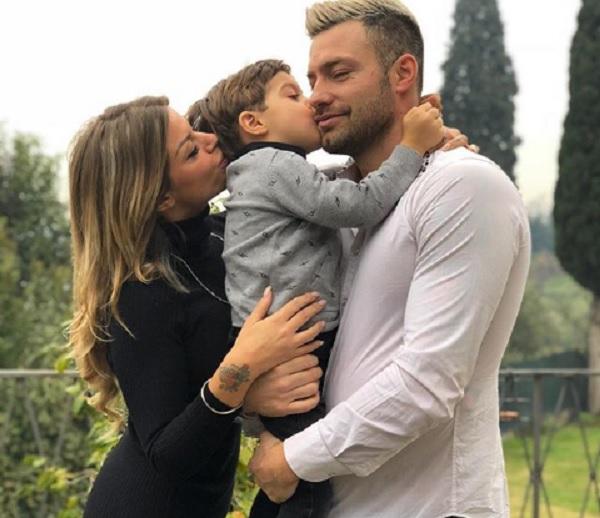 Eugenio e Francesca aprono profilo instagram al figlio di 3 anni