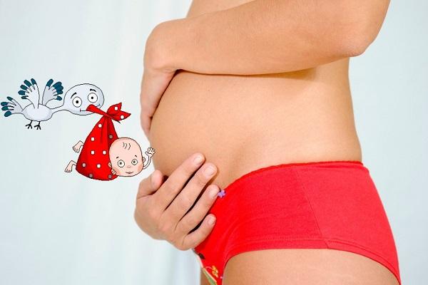 Ex corteggiatrice Rama Lila Giustini gravidanza
