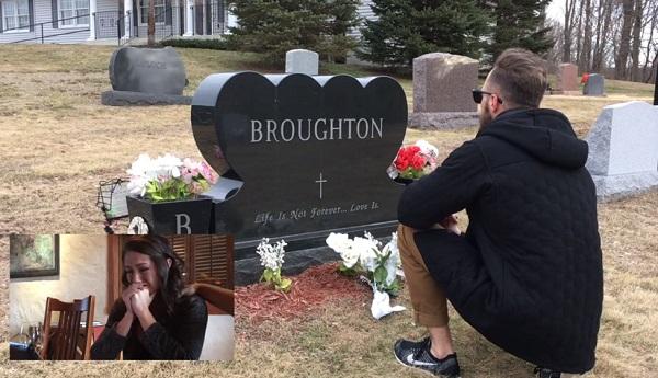 Sorprende la sua fidanzata con un video: la storia di Matt e Kristina
