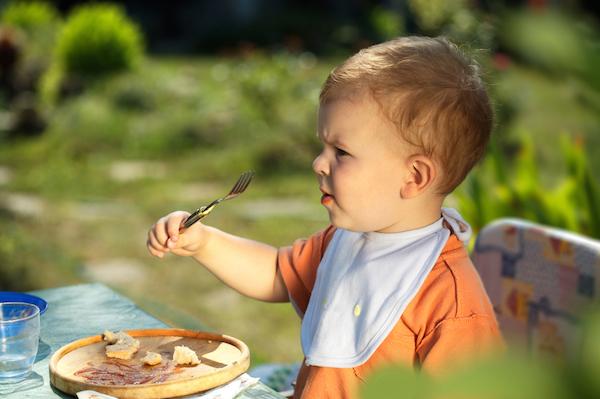 Mio figlio non mangia niente fuoripasto e  inappetenza