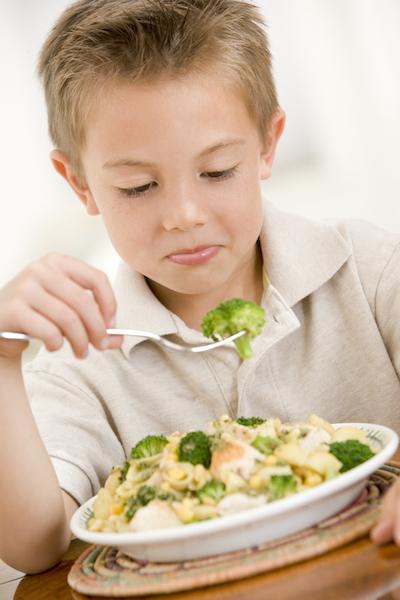 Mio figlio non mangia niente inappetenza e stress