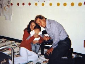 la figlia di Gabriella Carsano e Luigi Deambrosis
