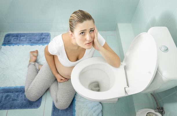 nausea e vomito in gravidanza buon segno