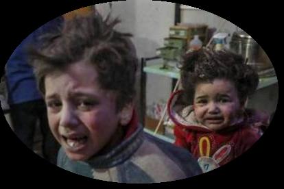guerra in siria strage di bambini