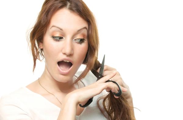 I capelli rivelano il carattere delle donne
