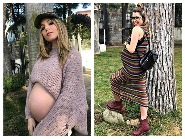 875deca53b85 Susy Fuccillo incinta  ultime foto del pancione