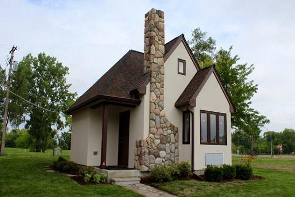 Tiny Homes: piccole case a basso reddito
