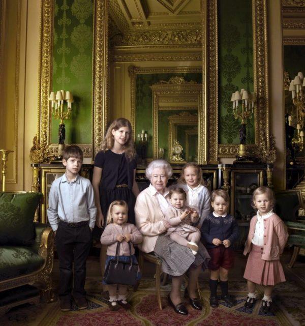 90 anni regina d'Inghilterra