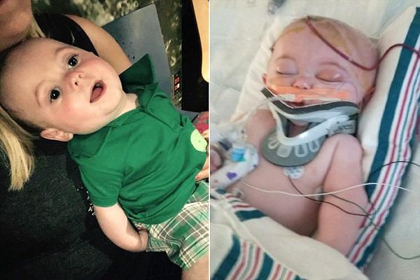 Paige Ferguson: suo figlio Colton rischia la vita per una caduta