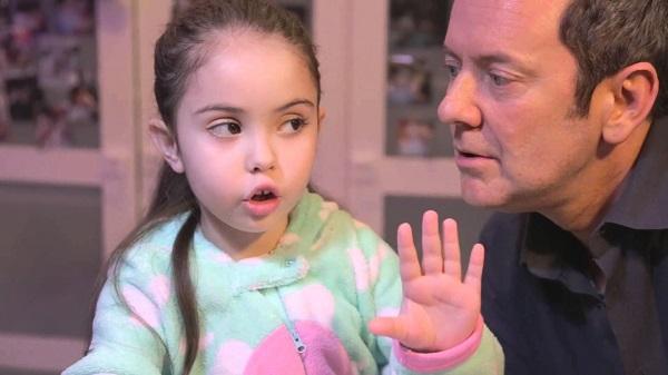 Giorgia Pagano: la bimba che non mangia da 9 anni