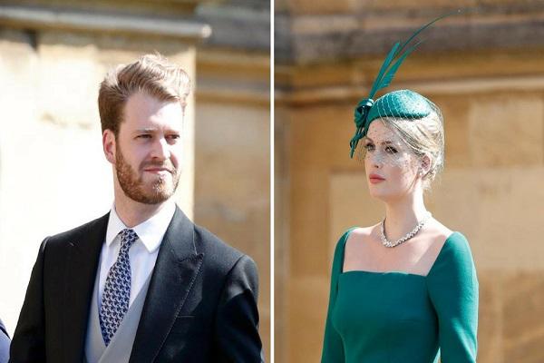 arte squisita chiaro e distintivo ottima vestibilità I nipoti di Lady Diana alle nozze di Harry e Meghan