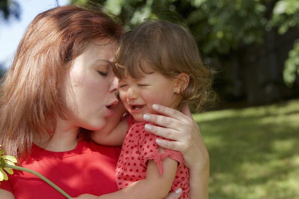 i bambini trattano male le mamme