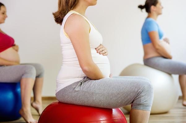 Pilates in gravidanza secondo trimestre video