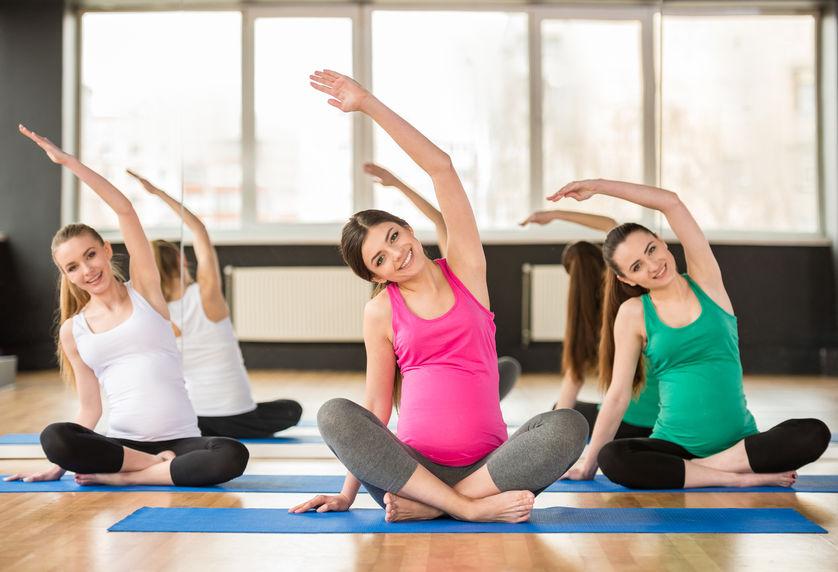 pilates in gravidanza terzo trimestre