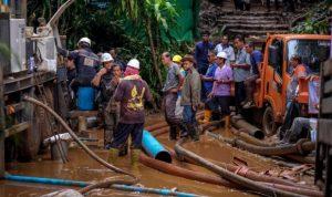 12 ragazzi intrappolati nella grotta tailandese