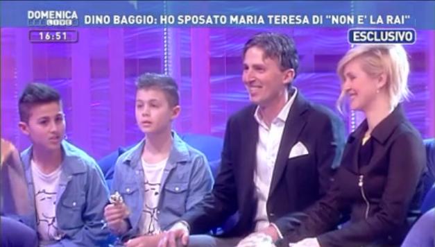 Maria Teresa Mattei ex ballerina non è la Rai
