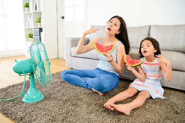 Casa fresca senza aria condizionata: 7 trucchi