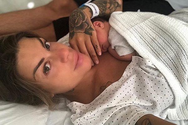 Francesca Del Taglia mamma parla del post parto (Foto)