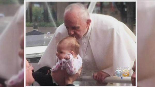 Gianna Masciantonio: bimba baciata dal papa sconfigge tumore
