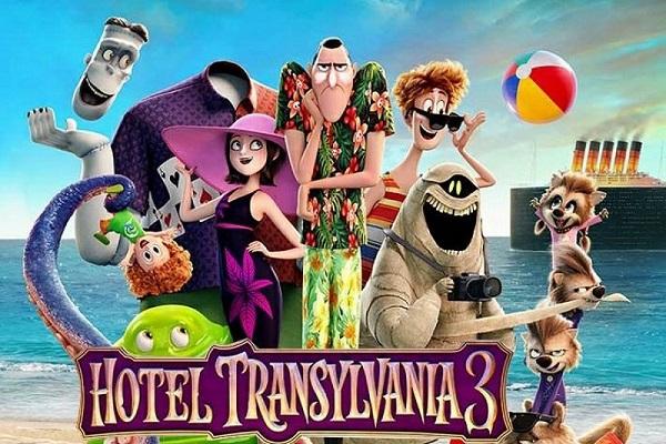 Hotel Transylvania 3 e Flixbus: buoni sconto viaggio