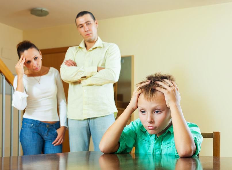 Come non litigare con i figli adolescenti