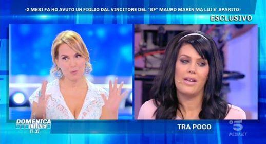 Ex fidanzata di Mauro Marin accusa il vincitore del GF10