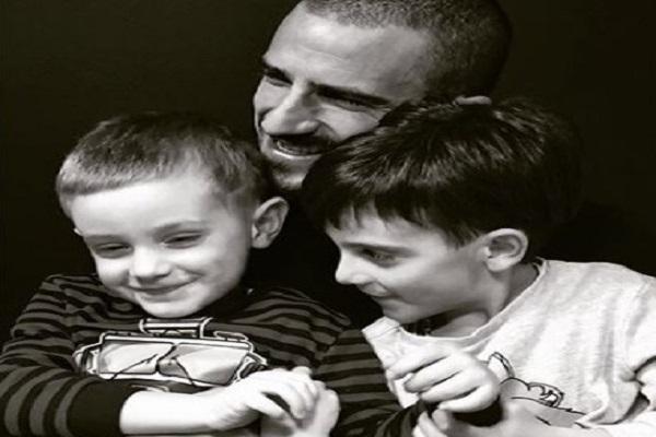 Figli di Bonucci minacciati: la replica del calciatore
