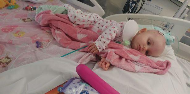 Lavaya Howard: 2anni malata di tumore scambiato per intolleranza