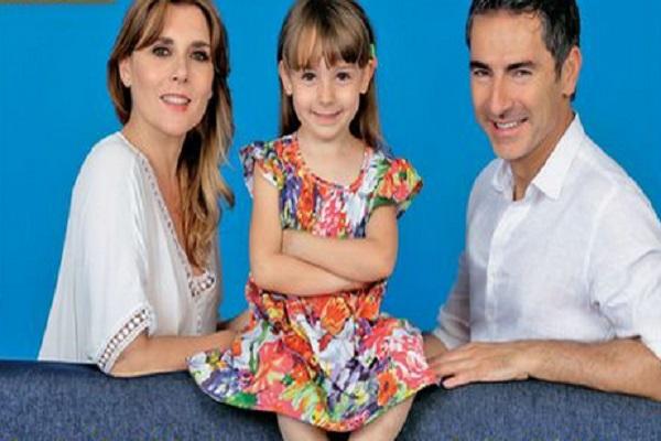 Marco Liorni racconta la paura per la figlia Viola