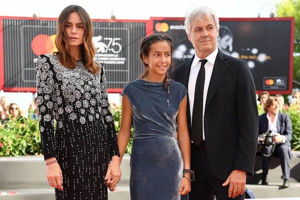 Sophie Taricone: prima volta a Venezia con mamma Kasia Smutniak