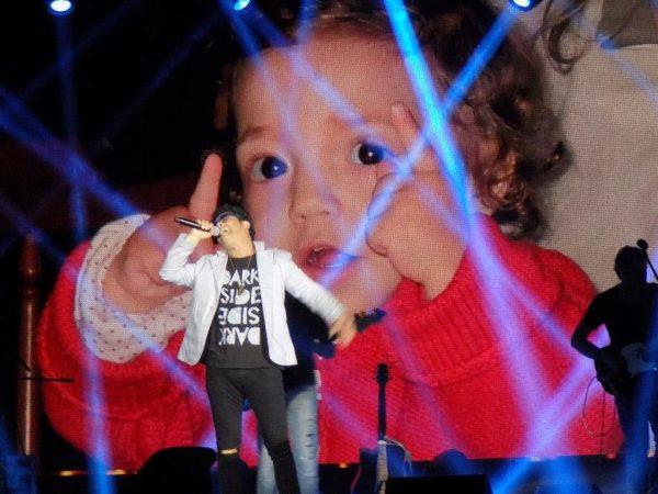 luca guadagnini Rock per un bambino