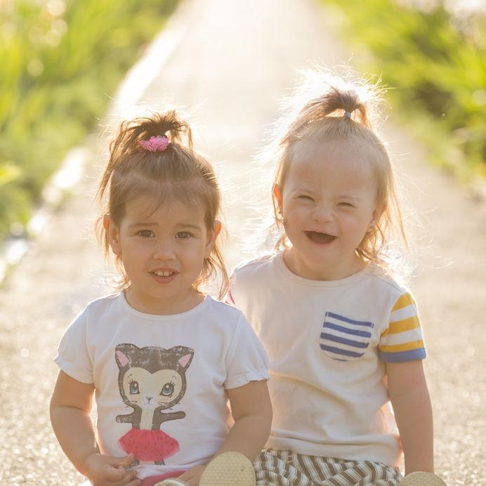 Spiegare la sindrome di down ai bambini, come fare?