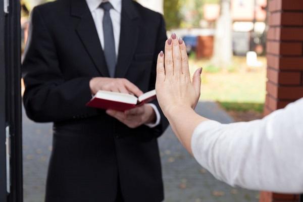 I Testimoni di Geova sono una setta: vero o falso