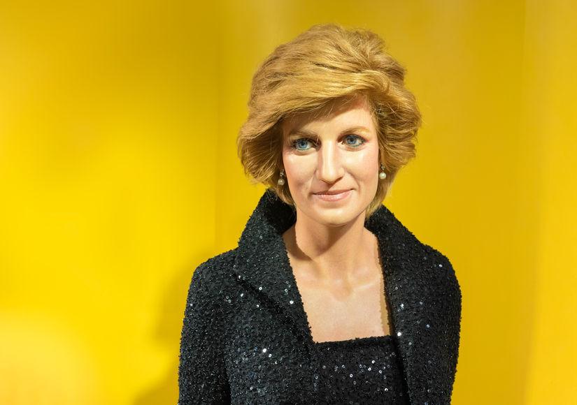 Lady Diana principessa