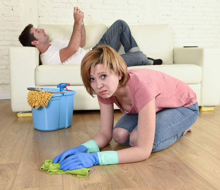 Mio marito non mi aiuta in casa che fare consigli pratici