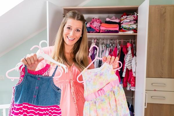 Come vendere vestiti usati per bambini