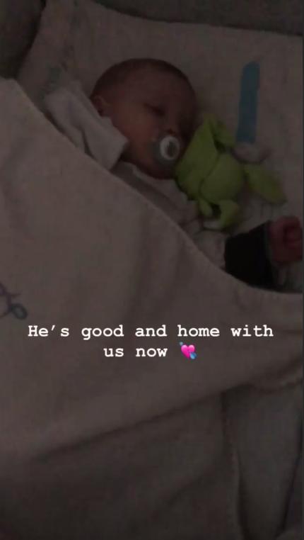 Leo in ospedale intervento all'orecchio