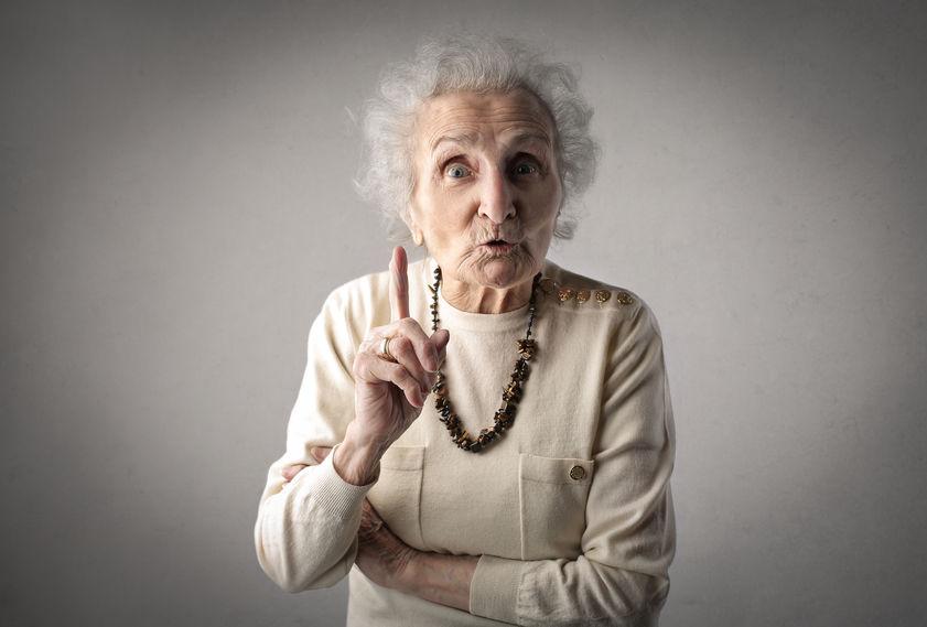 quali sono le nonne peggiori