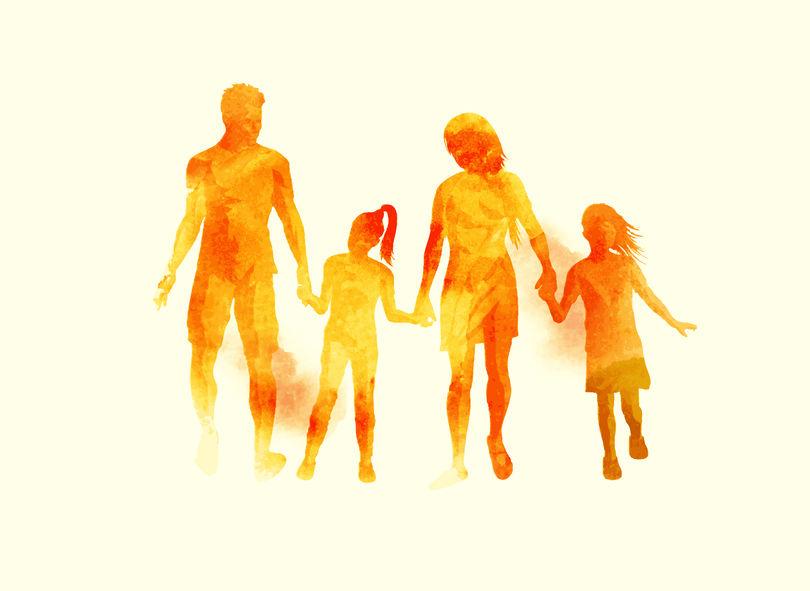 figli educati famiglia