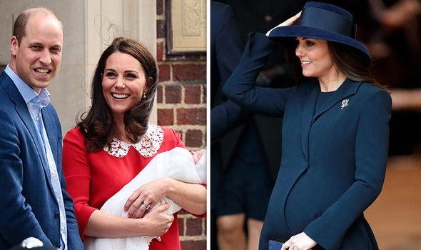 Kate Middleton avrà presto il quarto figlio