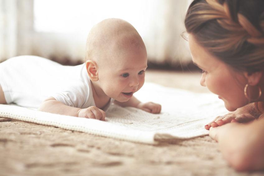 parlare ai neonati perchè
