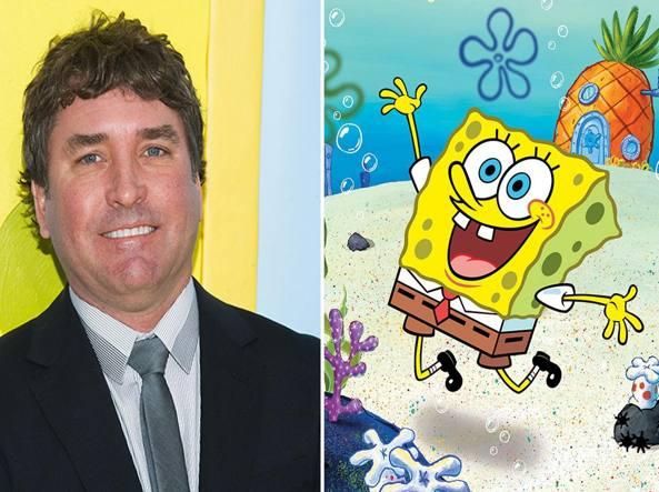 morto Stephen Hillenburg il papà di Spongebob