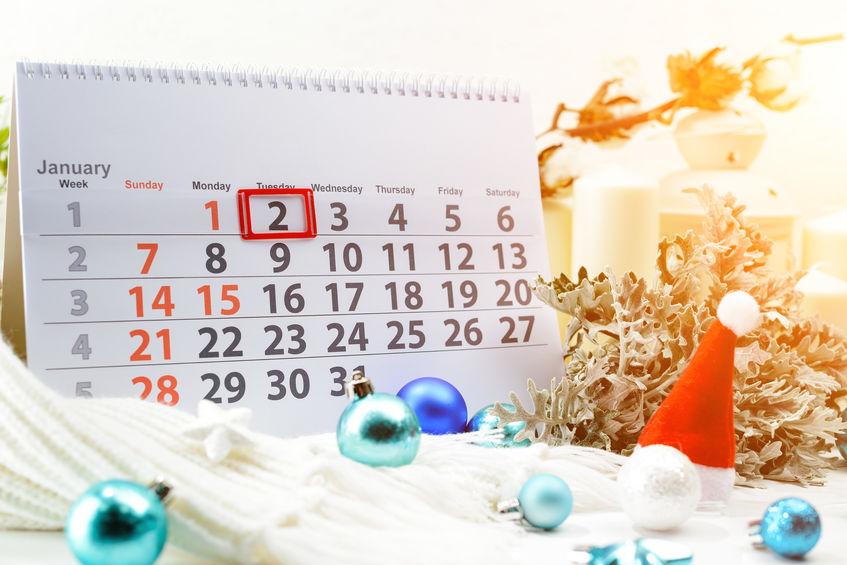 2 gennaio, il vero significato del 2° giorno dell'anno