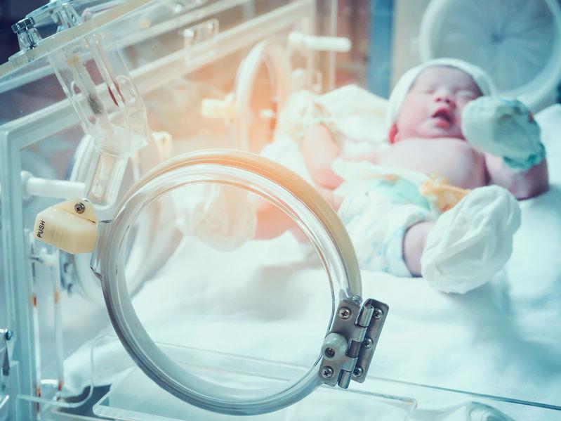quattro neonati morti