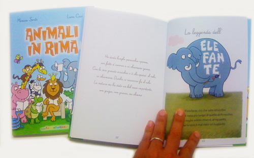 primi libri per bmbini
