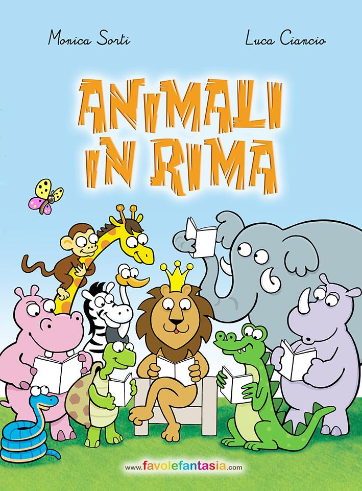 primi libri per bambini