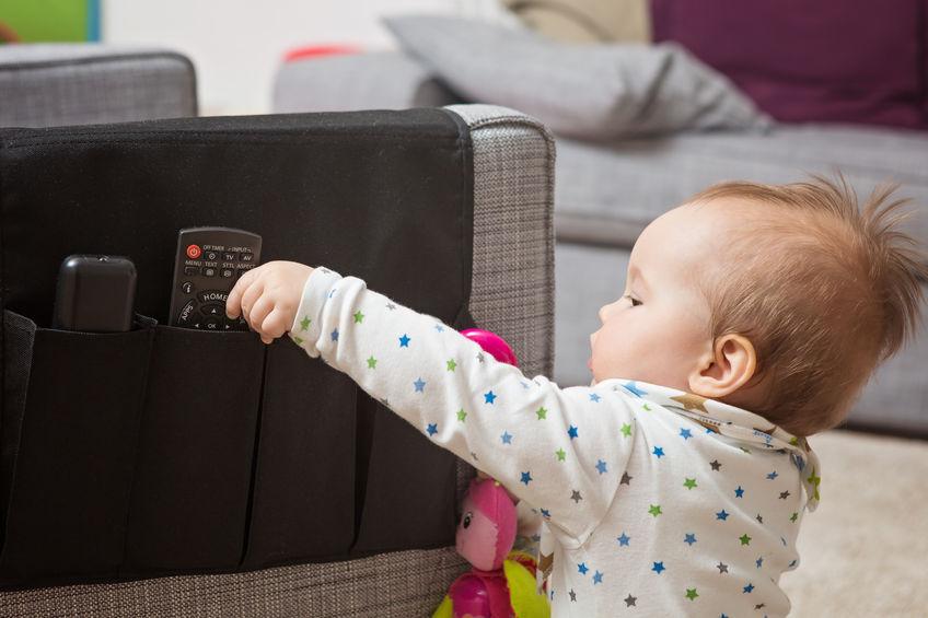 a televisione fa male al cervello dei bambini